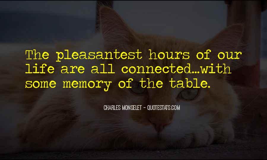 Pleasantest Quotes #1298671
