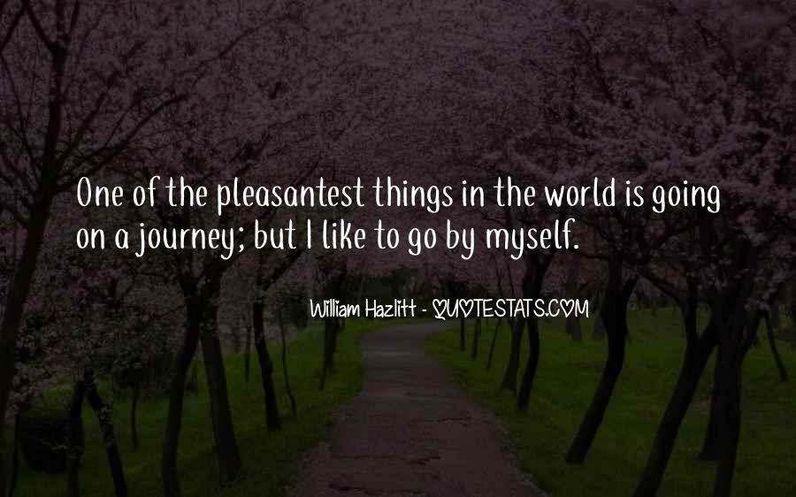 Pleasantest Quotes #1316616