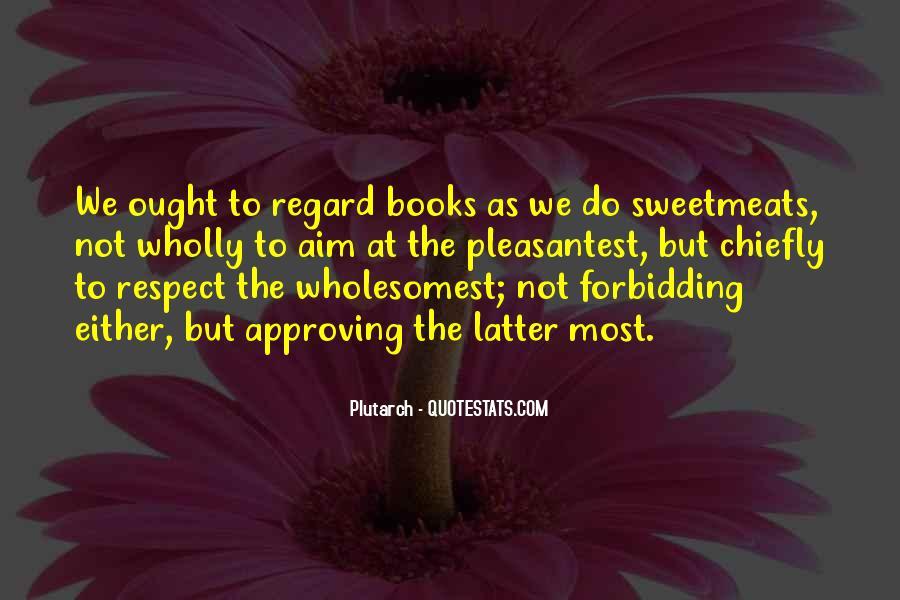 Pleasantest Quotes #1499857