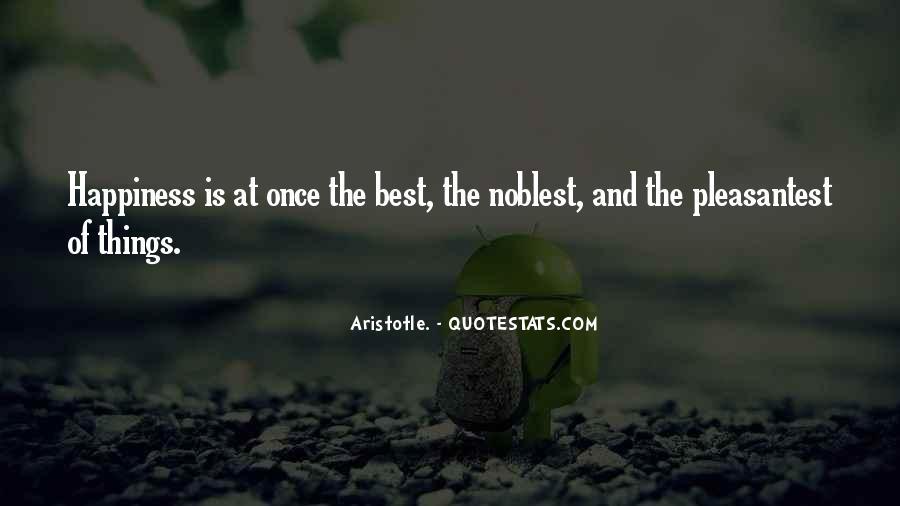 Pleasantest Quotes #1740390