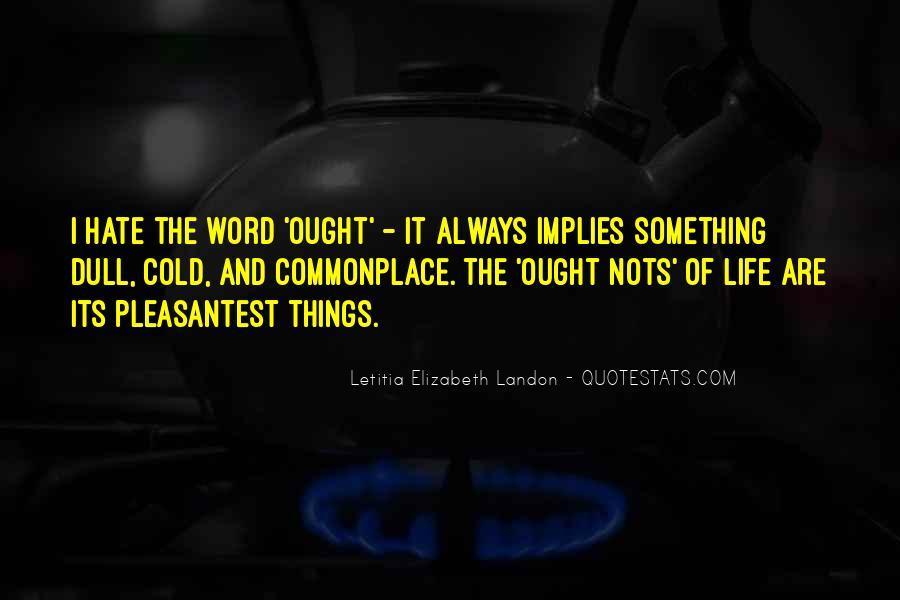 Pleasantest Quotes #183427