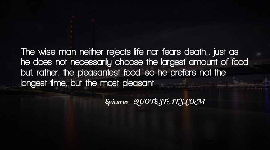Pleasantest Quotes #950142