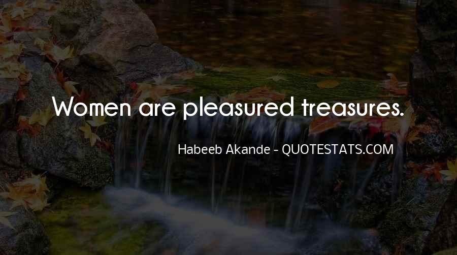 Pleasured Quotes #5262
