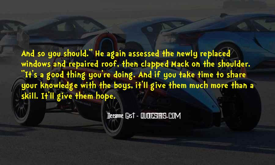Quotes About Doing Your Thing #10906