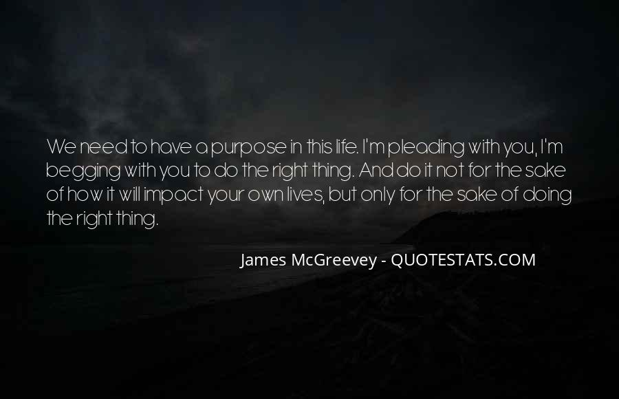 Quotes About Doing Your Thing #177485