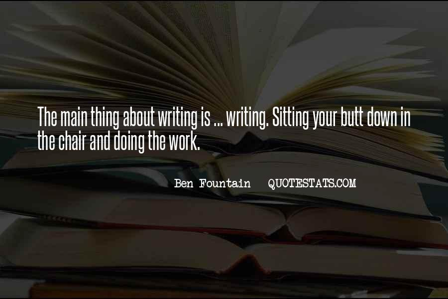 Quotes About Doing Your Thing #324183