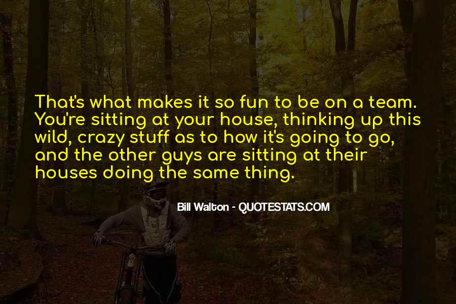 Quotes About Doing Your Thing #371168