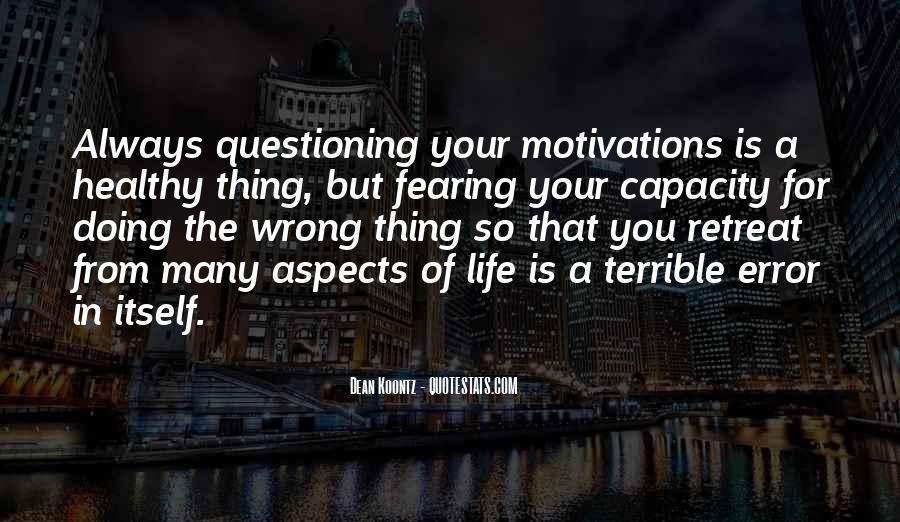 Quotes About Doing Your Thing #442615