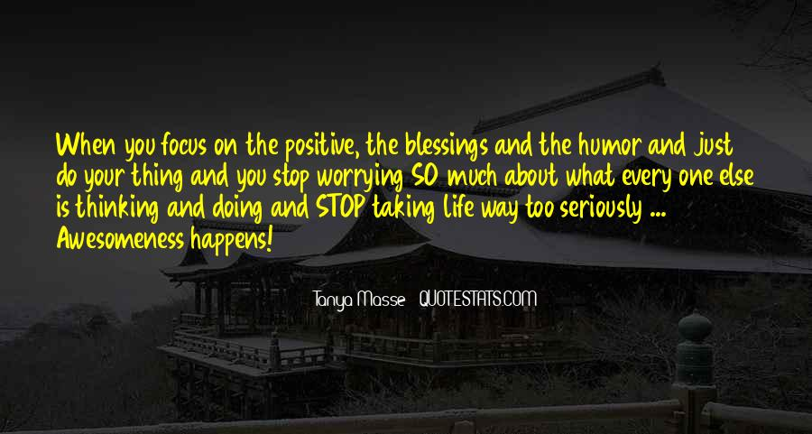 Quotes About Doing Your Thing #474264