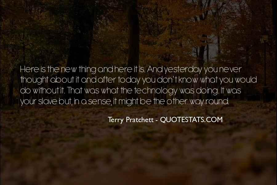 Quotes About Doing Your Thing #489253