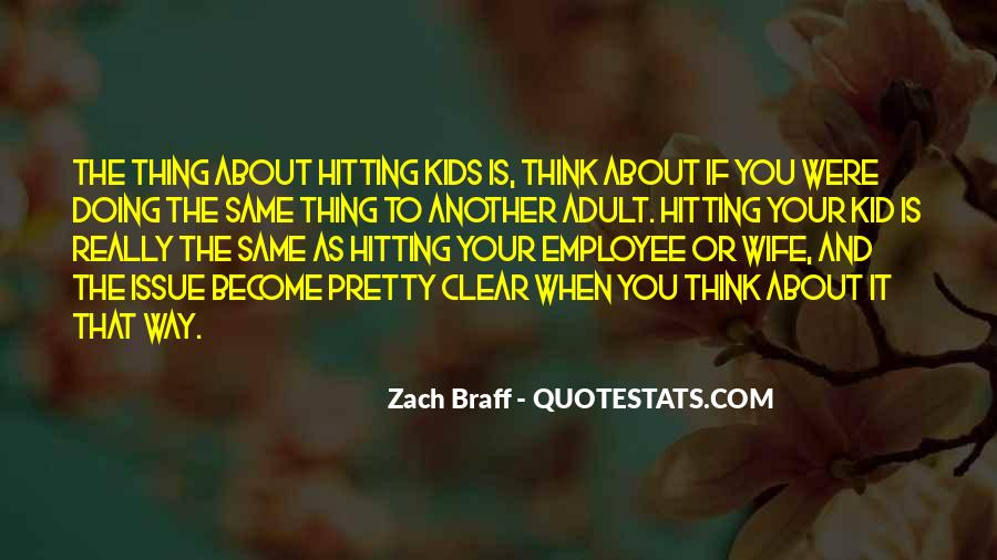 Quotes About Doing Your Thing #701064