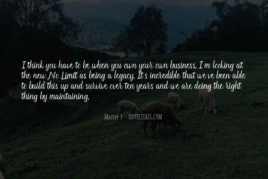 Quotes About Doing Your Thing #711901