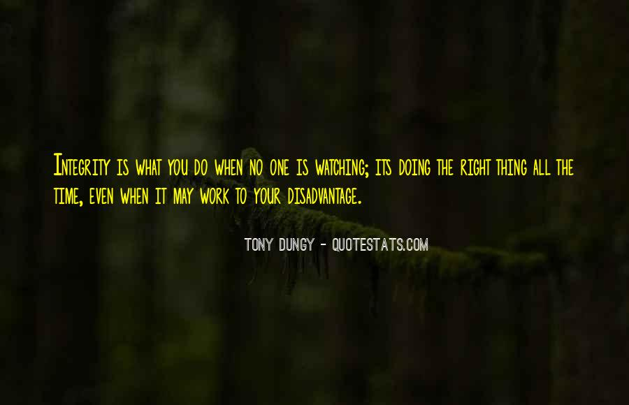 Quotes About Doing Your Thing #716404