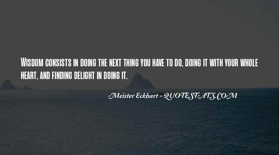 Quotes About Doing Your Thing #87957