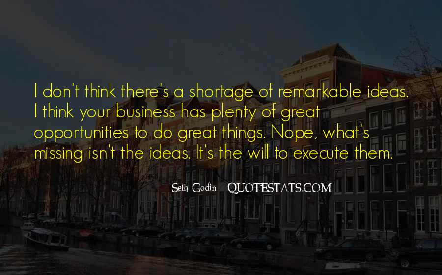 Plenty's Quotes #103731