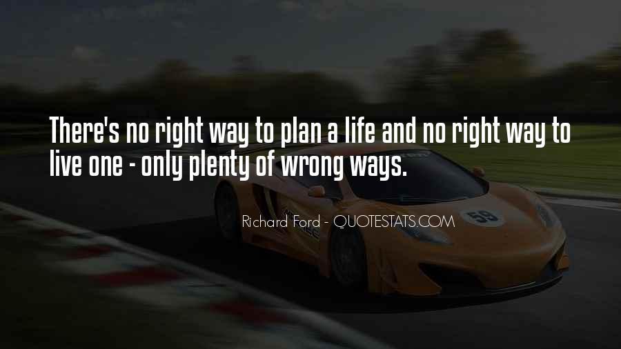 Plenty's Quotes #123058