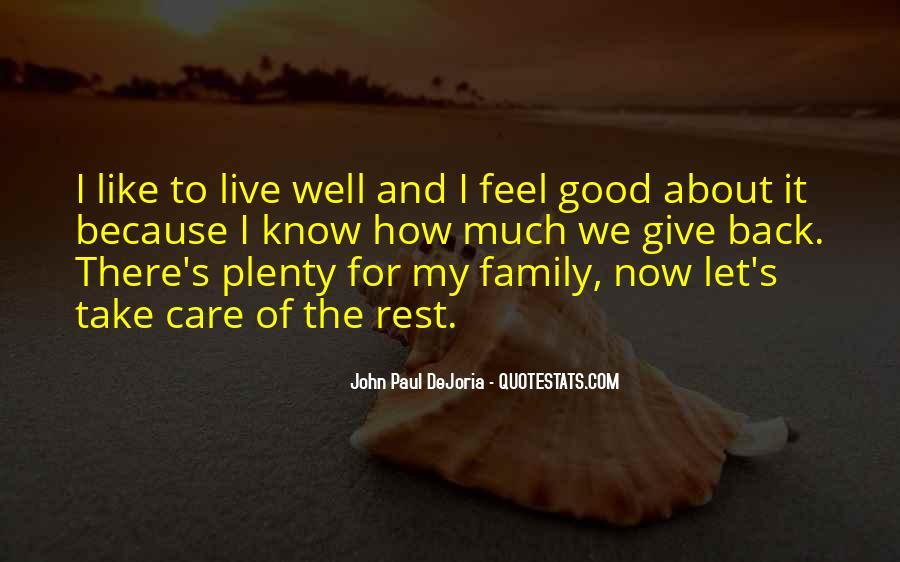 Plenty's Quotes #162017