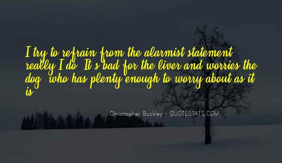 Plenty's Quotes #171855
