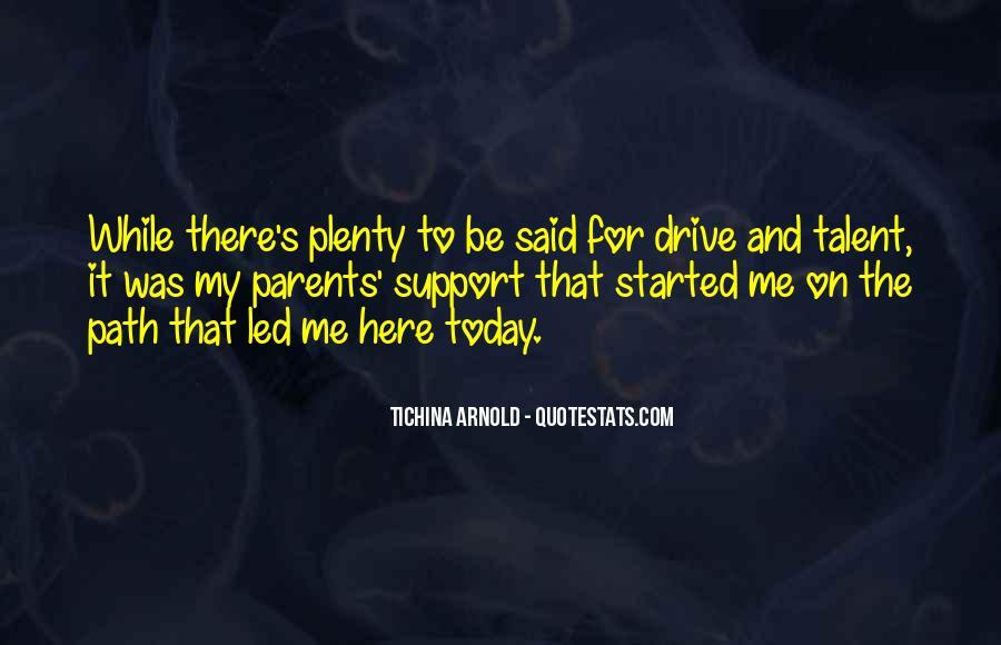 Plenty's Quotes #176533