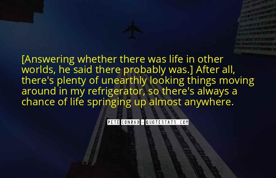Plenty's Quotes #243843