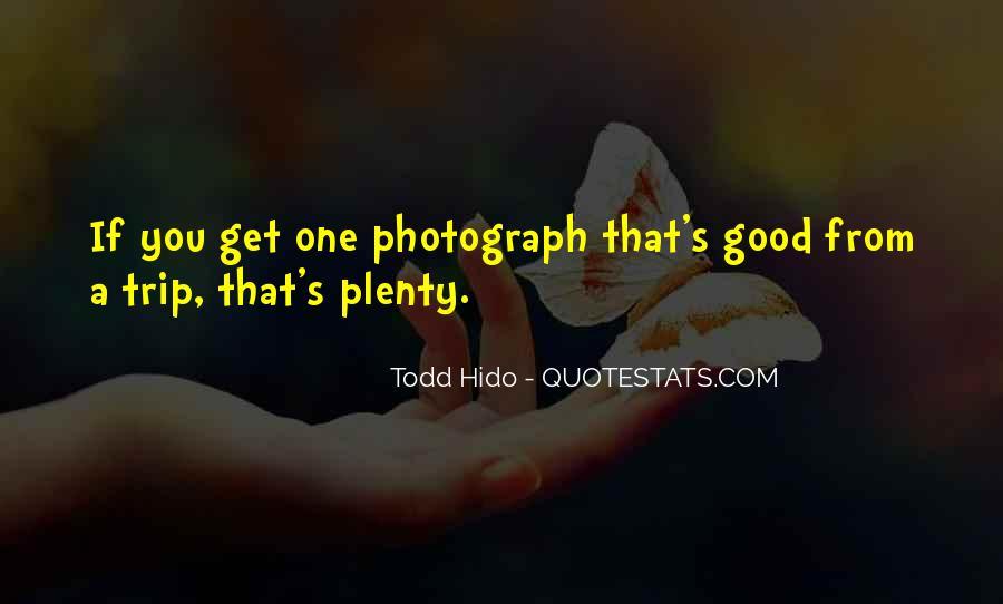 Plenty's Quotes #281521