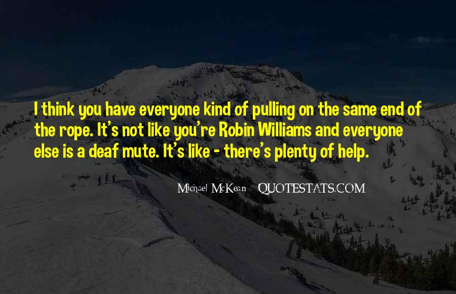 Plenty's Quotes #66701