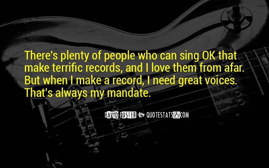 Plenty's Quotes #88229
