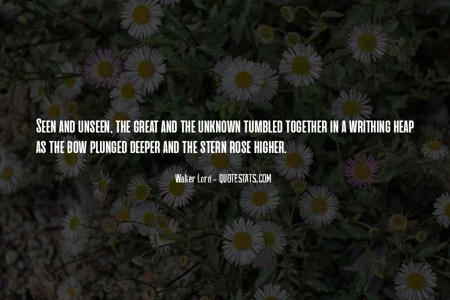 Plunged Quotes #1158947