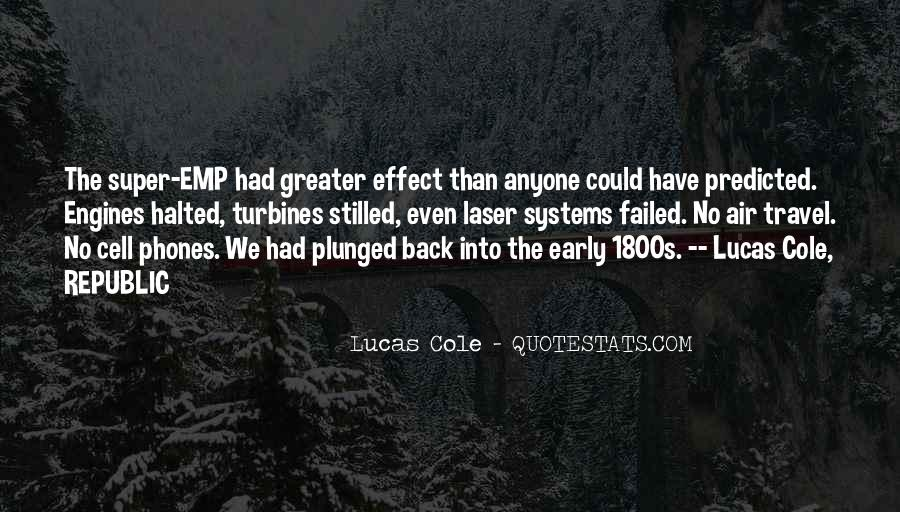 Plunged Quotes #122825