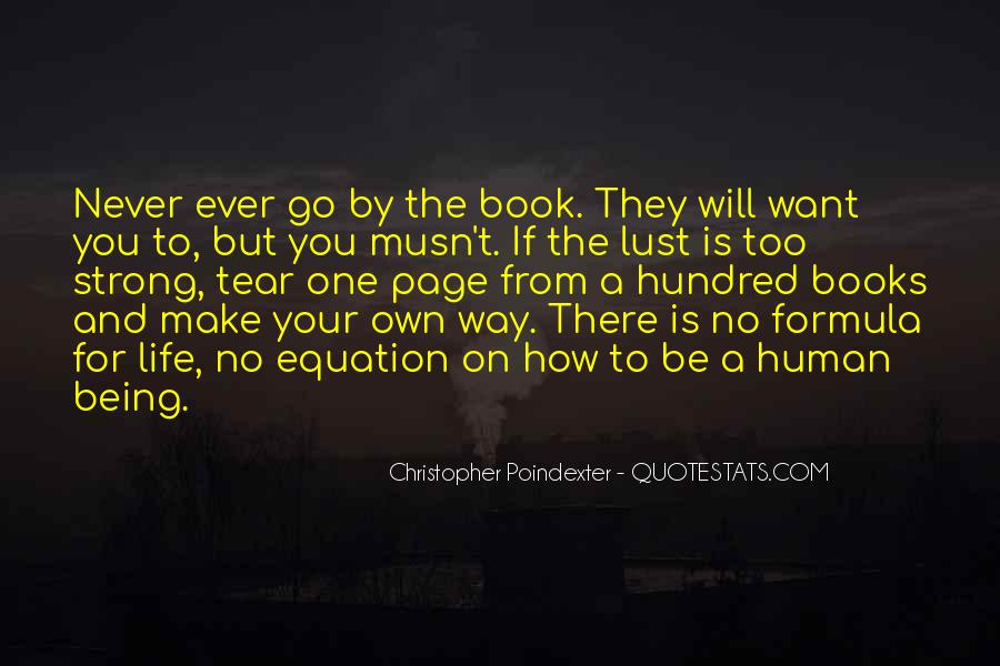 Poindexter's Quotes #1042593
