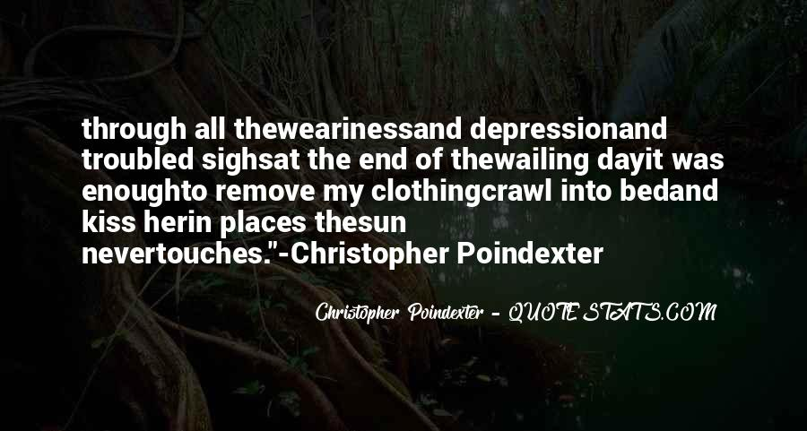 Poindexter's Quotes #1083040