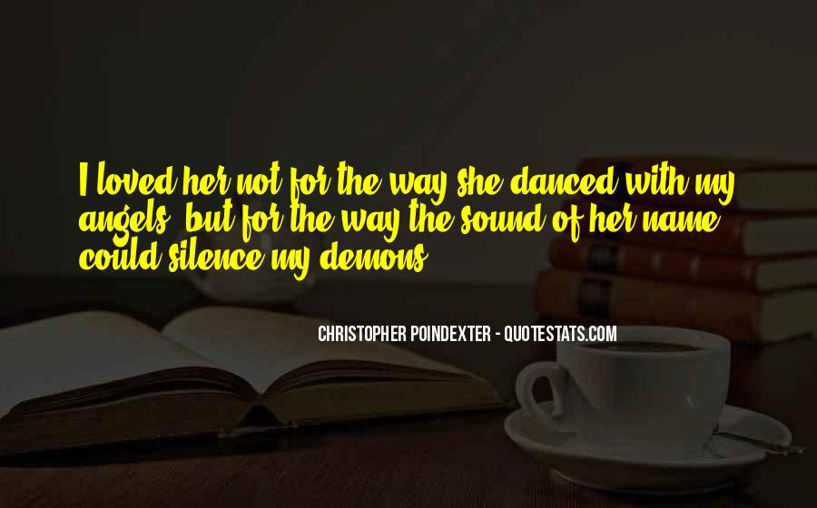 Poindexter's Quotes #1210097