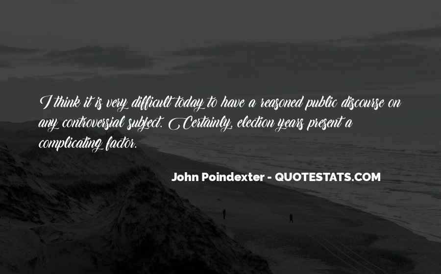 Poindexter's Quotes #1297072