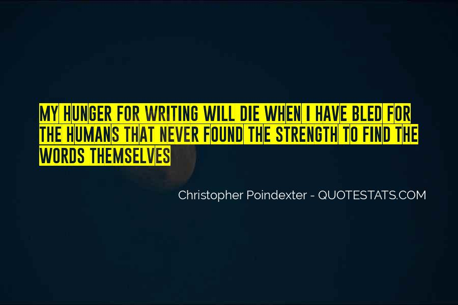 Poindexter's Quotes #221813