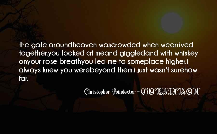 Poindexter's Quotes #589680