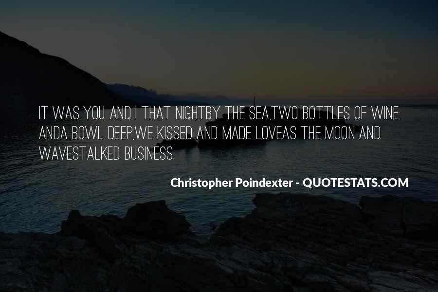 Poindexter's Quotes #843176
