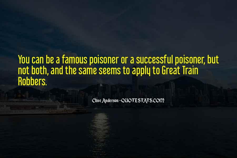 Poisoner Quotes #185620