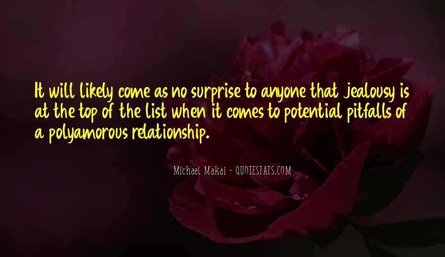 Polyamorous Quotes #1484634