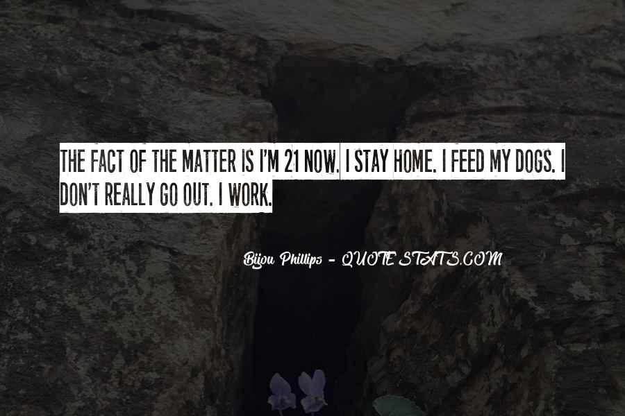 Quotes About Stay The Same #14425