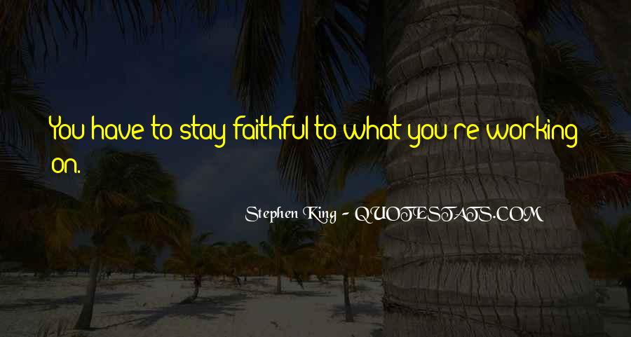 Quotes About Stay The Same #1634