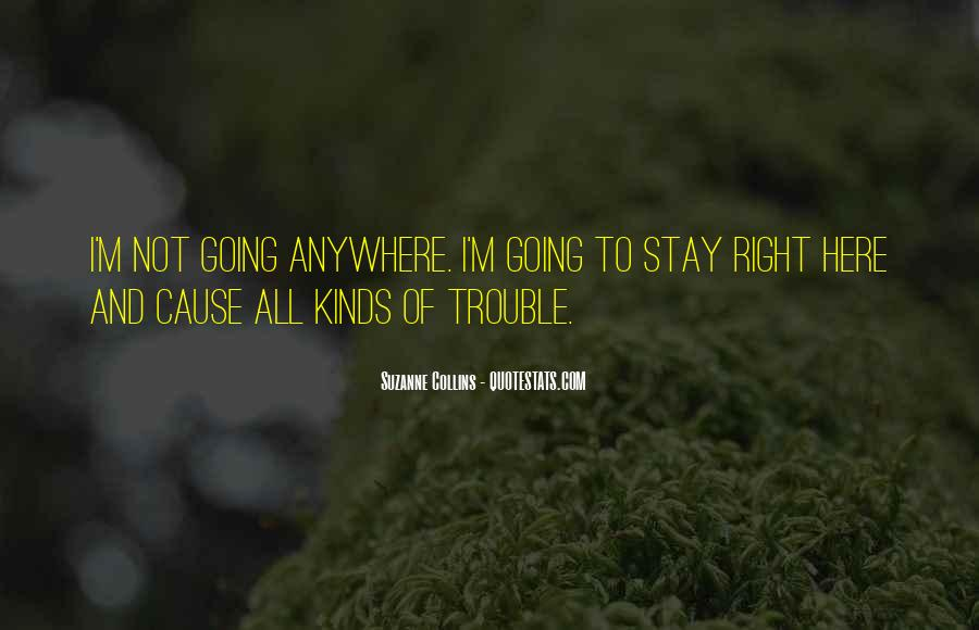 Quotes About Stay The Same #7910