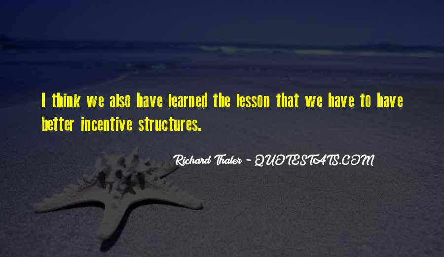 Quotes About Structures #121126