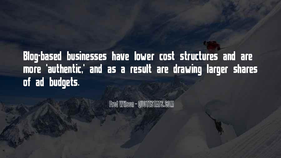 Quotes About Structures #125013