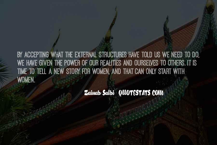Quotes About Structures #178287
