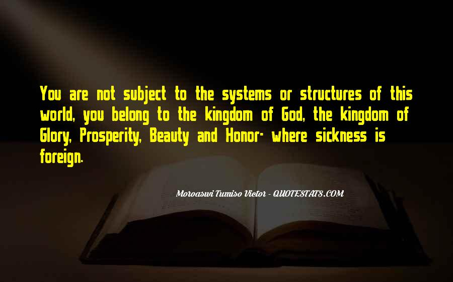 Quotes About Structures #179756