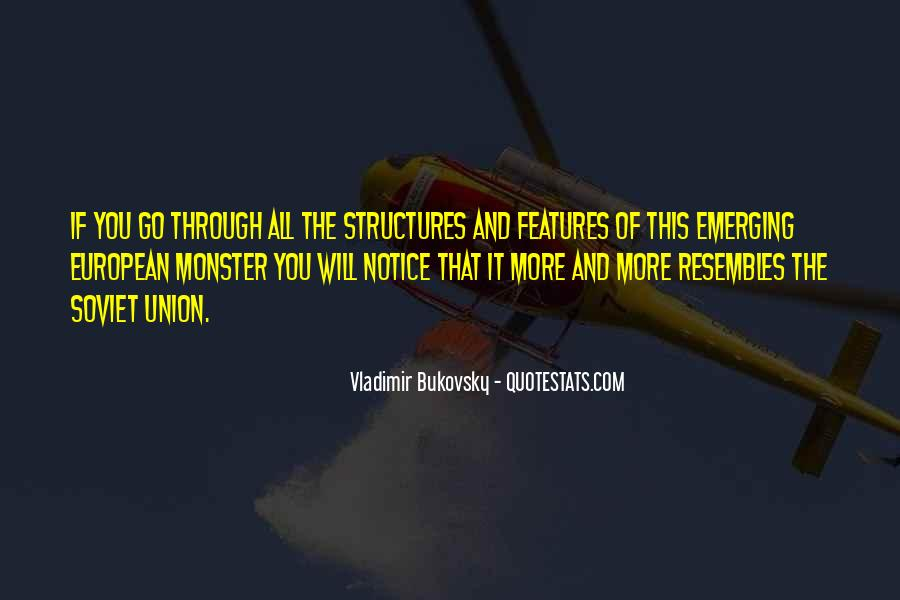 Quotes About Structures #181796