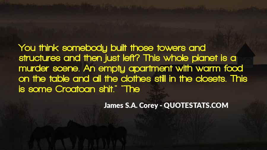 Quotes About Structures #185020