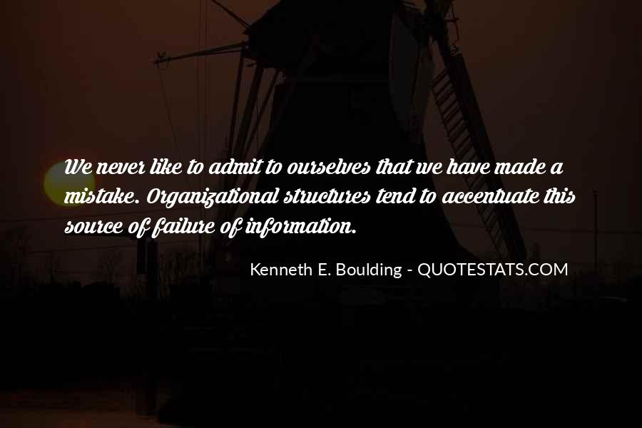 Quotes About Structures #216219