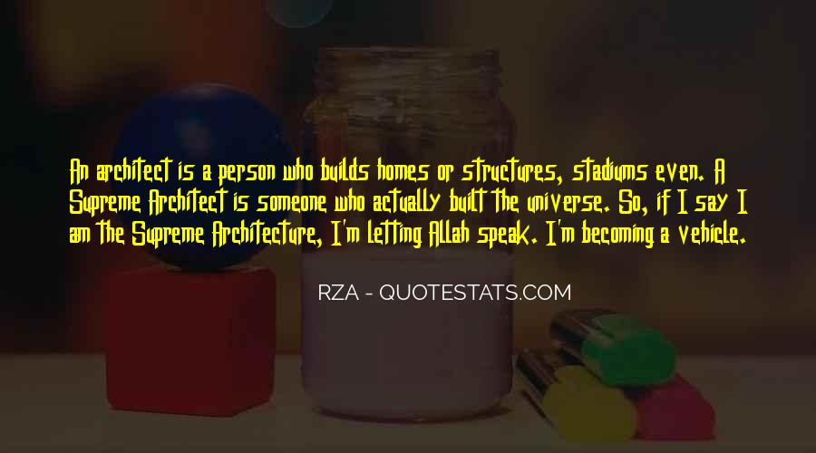 Quotes About Structures #273360