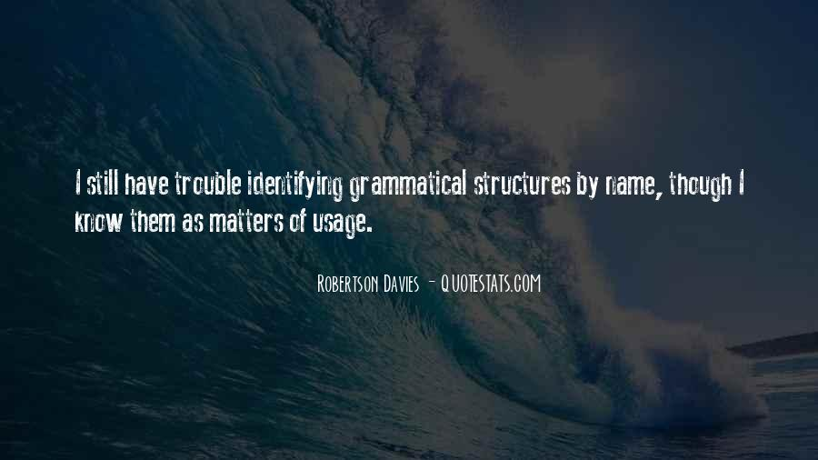 Quotes About Structures #274965